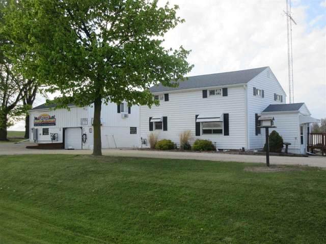 W1095 W Hwy B, Campbellsport, WI 53010 (#50239820) :: Carolyn Stark Real Estate Team