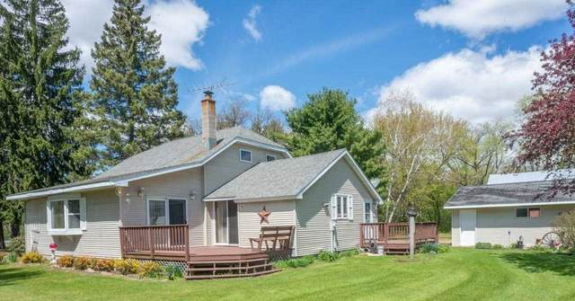 N5142 Hwy G, Wild Rose, WI 54984 (#50239882) :: Dallaire Realty