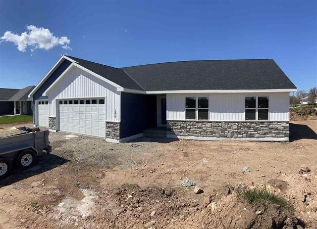 286 Brookview Drive, Luxemburg, WI 54217 (#50239887) :: Carolyn Stark Real Estate Team