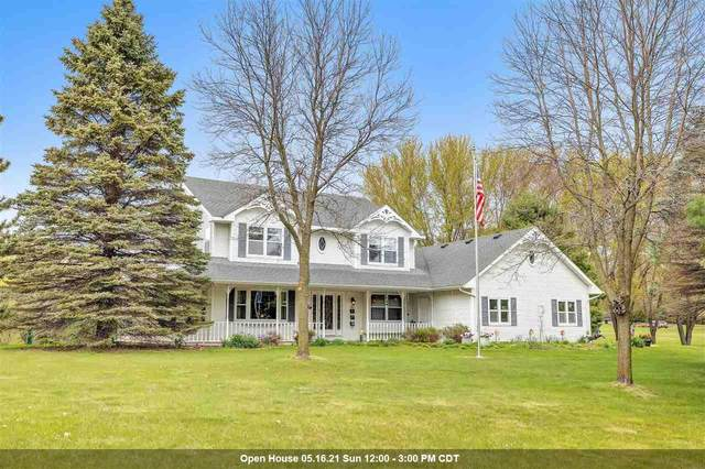 3148 Fairview Road, Suamico, WI 54313 (#50239935) :: Dallaire Realty