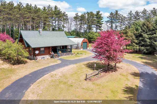 W4324 Hwy A, Pine River, WI 54965 (#50240063) :: Dallaire Realty