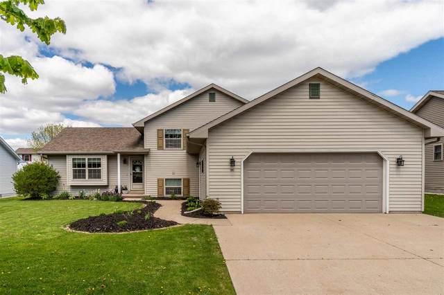 40 Jacob Avenue, Oshkosh, WI 54902 (#50240082) :: Town & Country Real Estate