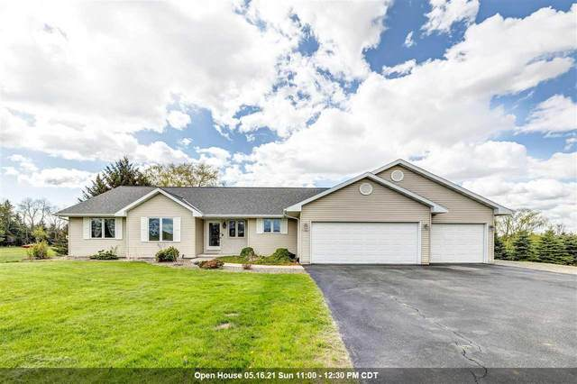 1591 Harbor Lights Road, Suamico, WI 54173 (#50240114) :: Dallaire Realty
