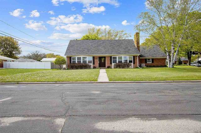 3500 Delahaut Street, Green Bay, WI 54301 (#50240209) :: Dallaire Realty