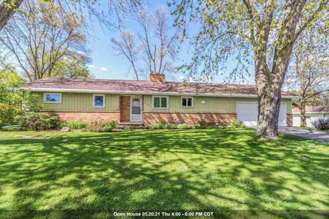 536 W Evergreen Drive, Appleton, WI 54913 (#50240214) :: Dallaire Realty