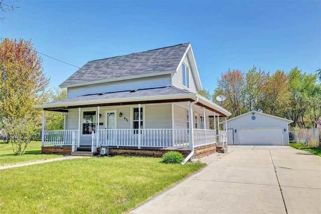 631 E Allouez Avenue, Green Bay, WI 54301 (#50240226) :: Dallaire Realty