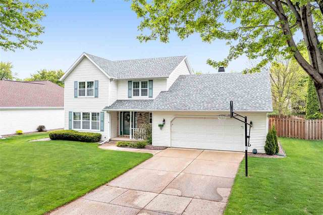 1607 Arabian Drive, Green Bay, WI 54343 (#50240635) :: Todd Wiese Homeselling System, Inc.
