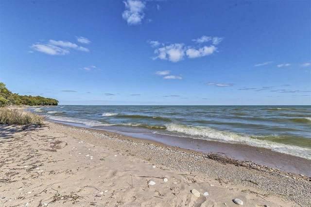S Lake Michigan Drive, Sturgeon Bay, WI 54235 (#50240655) :: Carolyn Stark Real Estate Team