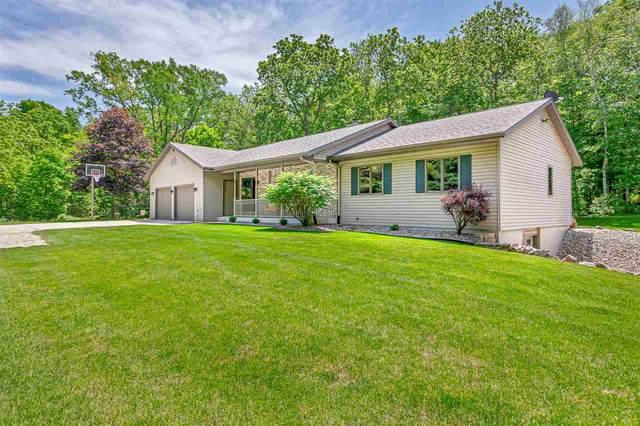 16507 Christel Road, Valders, WI 54245 (#50240669) :: Todd Wiese Homeselling System, Inc.