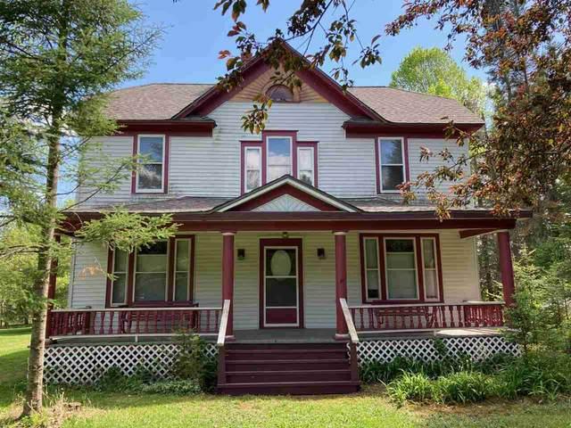 W8145 Hwy P, Pound, WI 54161 (#50240947) :: Carolyn Stark Real Estate Team