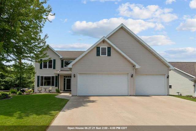 116 Hidden Ridges Circle, Combined Locks, WI 54113 (#50241504) :: Todd Wiese Homeselling System, Inc.