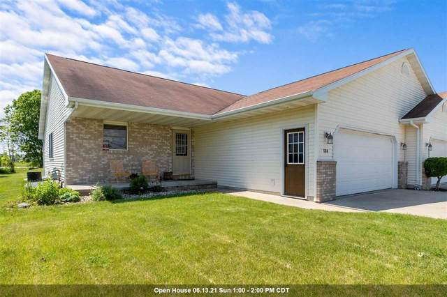 134 Green Way Drive, Combined Locks, WI 54113 (#50241513) :: Symes Realty, LLC