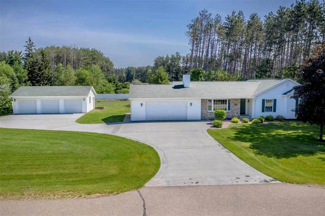 1340 Spruce Drive, Plover, WI 54467 (#50241522) :: Todd Wiese Homeselling System, Inc.