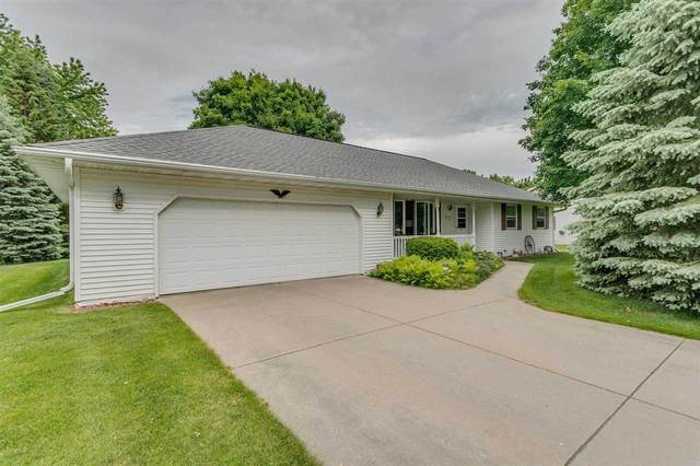 1264 Coprinus Drive, Green Bay, WI 54313 (#50241551) :: Todd Wiese Homeselling System, Inc.