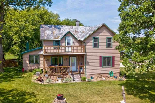 N5345 Hwy 57, Chilton, WI 53014 (#50241626) :: Carolyn Stark Real Estate Team