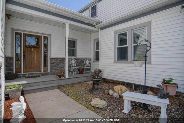 W342 Hansen Road, De Pere, WI 54115 (#50241636) :: Todd Wiese Homeselling System, Inc.