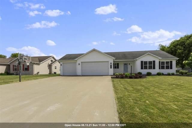 W5855 Sweet William Drive, Appleton, WI 54915 (#50241800) :: Carolyn Stark Real Estate Team