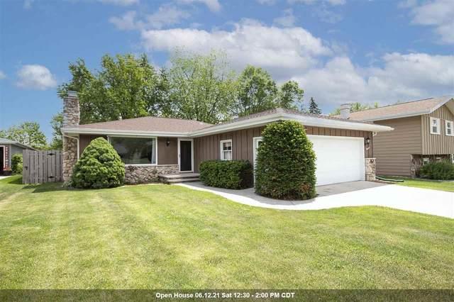 1141 Woodland Drive, Menasha, WI 54952 (#50241821) :: Carolyn Stark Real Estate Team