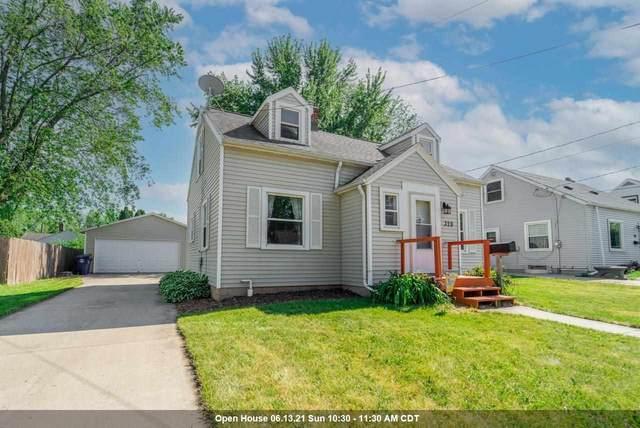 329 Johnson Avenue, Little Chute, WI 54104 (#50241880) :: Carolyn Stark Real Estate Team