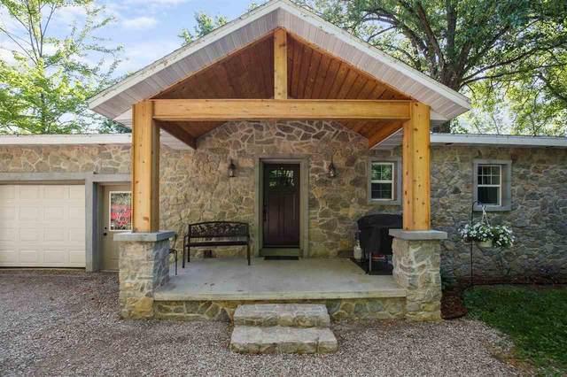 N7004 La Marche Road, Shiocton, WI 54170 (#50242149) :: Carolyn Stark Real Estate Team