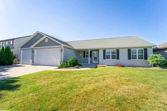 2184 W Noelle Lane, Appleton, WI 54913 (#50242344) :: Todd Wiese Homeselling System, Inc.