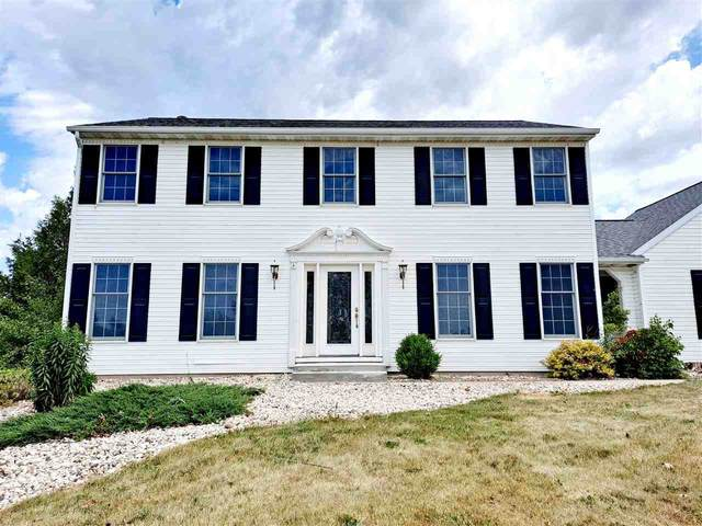 2353 Meadow Ledge Court, De Pere, WI 54115 (#50242477) :: Todd Wiese Homeselling System, Inc.