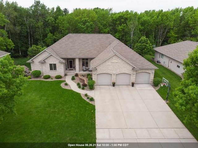 2789 Prairie Garden Trail, Green Bay, WI 54313 (#50242549) :: Todd Wiese Homeselling System, Inc.