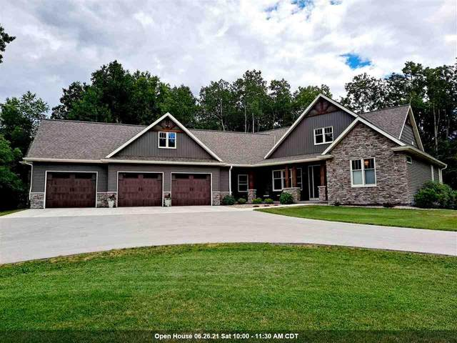 5960 Timber Haven Drive, Little Suamico, WI 54141 (#50242709) :: Dallaire Realty