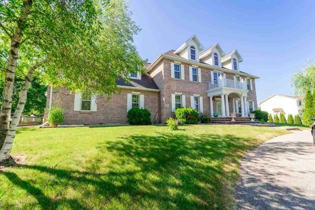 W8854 Steffen Lane, Hortonville, WI 54944 (#50242771) :: Carolyn Stark Real Estate Team