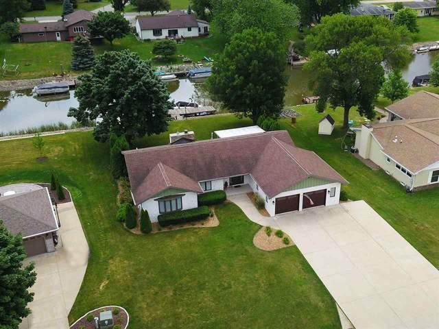 5147 N Harbour Drive, Winneconne, WI 54986 (#50242796) :: Todd Wiese Homeselling System, Inc.