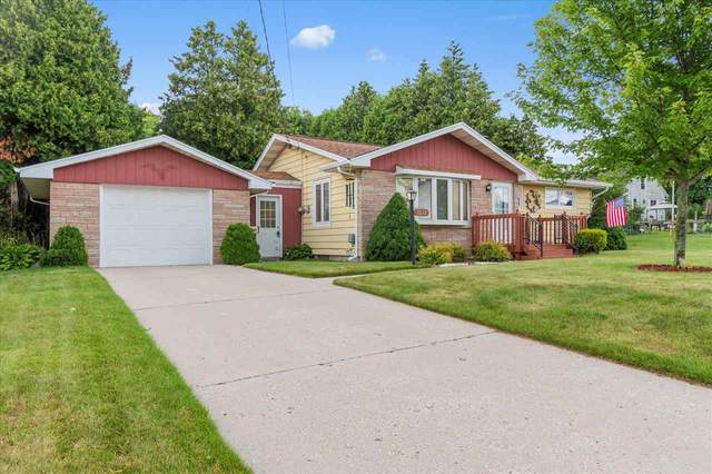 1012 31ST Street, Two Rivers, WI 54241 (#50243067) :: Carolyn Stark Real Estate Team