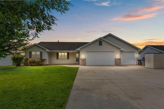 W7029 Bluebluff Way, Greenville, WI 54942 (#50243121) :: Carolyn Stark Real Estate Team