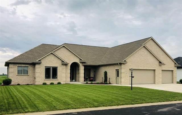 457 Peterlynn Drive, Wrightstown, WI 54180 (#50243254) :: Carolyn Stark Real Estate Team