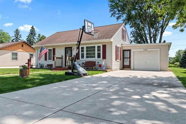 2324 Van Buren Street, New Holstein, WI 53061 (#50243339) :: Carolyn Stark Real Estate Team