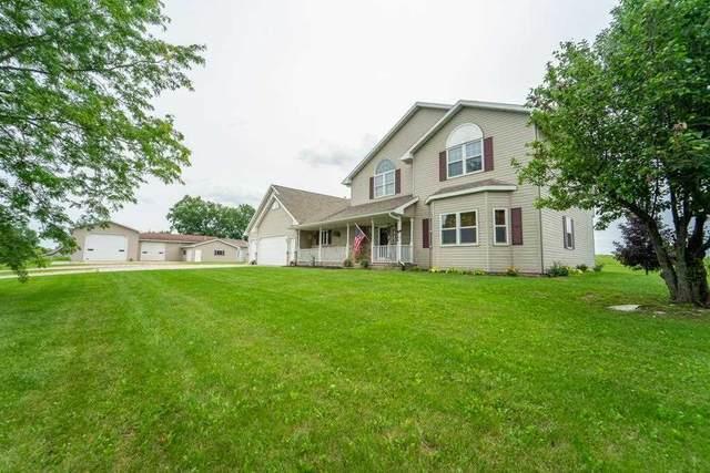 W9811 School Road, Hortonville, WI 54944 (#50244127) :: Carolyn Stark Real Estate Team