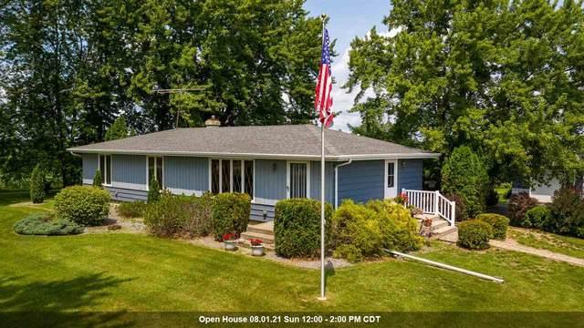 7460 Hwy D, Omro, WI 54963 (#50244293) :: Carolyn Stark Real Estate Team