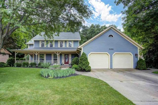 3468 Bay Highlands Drive, Green Bay, WI 54311 (#50244332) :: Carolyn Stark Real Estate Team