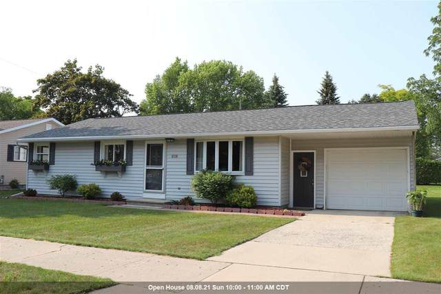 2914 42ND Street, Two Rivers, WI 54241 (#50244384) :: Carolyn Stark Real Estate Team