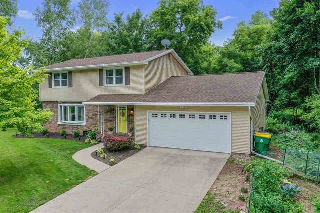 665 Laverne Drive, Green Bay, WI 54311 (#50244727) :: Ben Bartolazzi Real Estate Inc