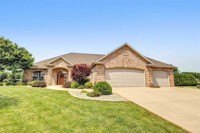 195 Whimbrel Court, Pulaski, WI 54162 (#50244732) :: Todd Wiese Homeselling System, Inc.