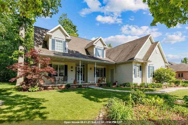 2208 Peters Road, Kaukauna, WI 54130 (#50244742) :: Carolyn Stark Real Estate Team