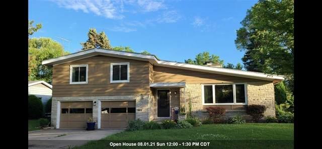 133 W 25TH Avenue, Oshkosh, WI 54902 (#50244815) :: Todd Wiese Homeselling System, Inc.