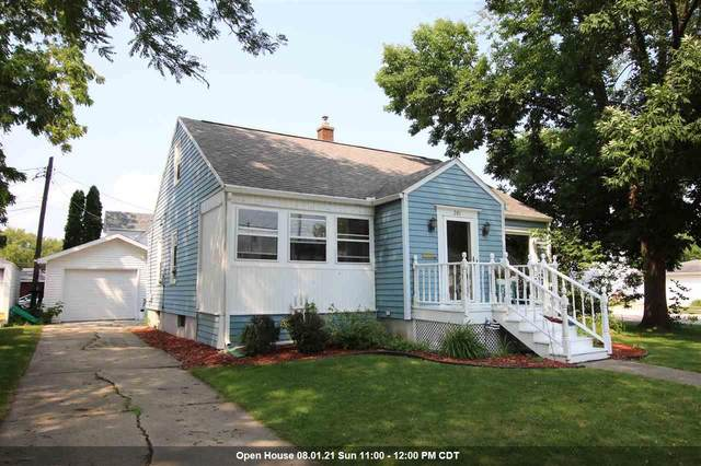 281 E Arndt Street, Fond Du Lac, WI 54935 (#50244880) :: Todd Wiese Homeselling System, Inc.