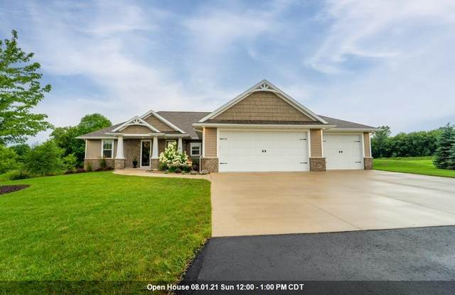 W8952 Kelldale Court, Hortonville, WI 54944 (#50244886) :: Carolyn Stark Real Estate Team