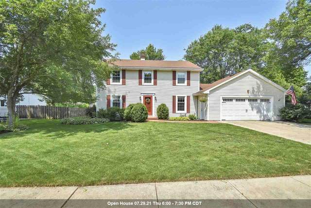 212 Scout Way, De Pere, WI 54115 (#50244911) :: Todd Wiese Homeselling System, Inc.