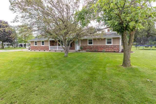 801 Jordan Road, De Pere, WI 54115 (#50244919) :: Todd Wiese Homeselling System, Inc.