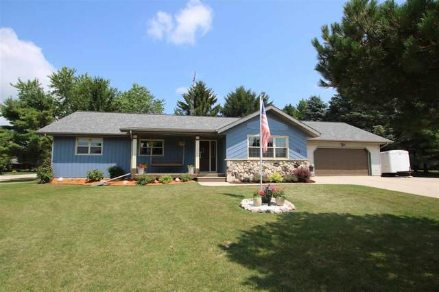 184 Linden Drive, Lomira, WI 53048 (#50245014) :: Symes Realty, LLC