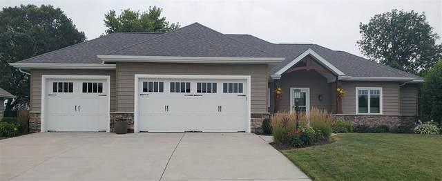 3342 Cottage Hill Drive, Green Bay, WI 54311 (#50245062) :: Ben Bartolazzi Real Estate Inc
