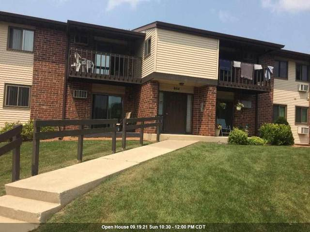 804 S Park Avenue 1A, Fond Du Lac, WI 54935 (#50245588) :: Todd Wiese Homeselling System, Inc.