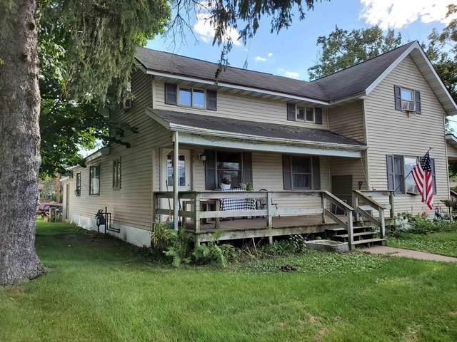 209 E Alfred Street, Weyauwega, WI 54983 (#50246498) :: Carolyn Stark Real Estate Team